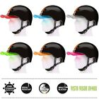 Melon Helm straight orange black (Set) - Fahrradhelm, Skatehelm, Basecap, Helm