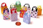 1:12 Scale Hand Made Carrier Bag Dolls House Miniature Gift Accessory