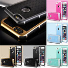 Hot Sale Shockproof Rubber Hybrid Hard Thin Case Cover For iPhone 5 5S 6 6 plus