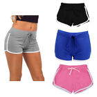 Women Slim Sexy Cotton Running Sports Shorts Casual Gym Yoga Beach Short Pants