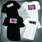Cheerleading, Cheer Coach, Personalize w/ Name T-Shirt All Adult Sizes XS - 6XL