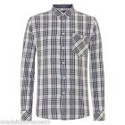 SCONTO 50% MERC LONDON CAMICIA LINCOLN XS S M L XL XXL MANICA LUNGA CASUAL SHIRT