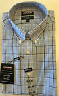 *NWT Kirkland Signature Non-Iron L/S  Dress Shirt Traditional Blue Various sizes