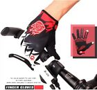Touchscreen Cycling Gloves Shockproof Bike Bicycle GEL PAD Full Finger Gloves