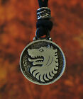 Medieval Wolf Pewter Pendant