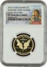 2016 S Sacagewea Wartime Code Talkers E.R. NGC PF70 Ultra Cameo (Portrait Label)