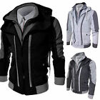 New Men\'s Slim collar jackets fashion jacket Tops Casual coat outerwear