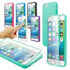 """Shockproof Rugged Hybrid Rubber Hard Cover Case for iPhone 6 / 6S Plus 5.5"""" 4.7"""