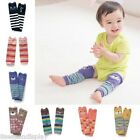 FLNew Cartoon Air Conditioning Baby Leg Warmers Baby Boys Girls Toddler Knee-Len