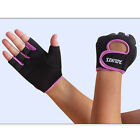 Men Women Lady Fitness Exercise Workout Weight Lifting Sport Gloves Gym Training