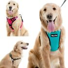 Dog Harness No Pull Pet Adjustable Outdoor Pet Vest for Small Medium Large Dogs