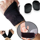 Magnetic Wrist Support Hand Brace Band Carpal Tunnel Sprains Strain Gym Strap