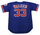 LARRY WALKER Montreal Expos 1994 Majestic Throwback Baseball Jersey