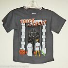 Halloween Star Wars Darth Vader Trick or Treat Youth Boys Shirt (Med, Large, XL) $11.99 USD on eBay
