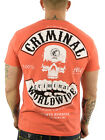 Mafia & Crime Shirt Worldwide rot182 Neu T-Shirt