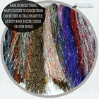 Micro Tinsel Fly Tying Material Fly Tying Tinsel
