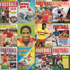 TOPICAL Times Football Annual A4 retro picture poster Watford - VARIOUS
