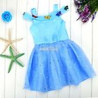New Style Girls Baby Kids Toddler Pageant Princess Lace Tutu Butterfly Dress