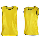 Men Vest Sports Sleeveless Soccer Football Basketball Rugby Training Youth Adult