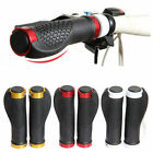 1Pair Cycling Bike Bicycle MTB Handlebar Rubber Anti-slip Handle Grips Best VNC
