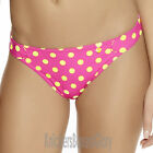 Freya Bon Bon Tab Side Bikini Brief/Bottoms Bright Pink 3397 NEW Select Size