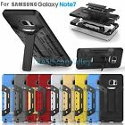 Armor Shockproof Rugged Hybrid Protective Case Cover For Samsung Galaxy Note 7