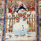 SNOW MAGIC ~ StellaBlue ~ Quilt Cotton Fabric ~ Panel Apron ~ BTY/HY - Low Price