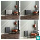 Horizontal Designer Column Radiators Double and Single Central Heating Panel