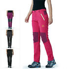 Women's Warm Quick Dry Pants Camping Outdoor Windproof Ski Hiking Sports Pants