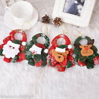 1PC New Ornaments Christmas Tree Door Decor 14.5x11.5cm M15758