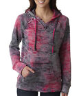 Weatherproof Courtney Burnout Hooded Pullover Hoody Sweatshirt Ladies' W1162