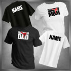 Taekwondo (Pick Family Member) & Personalize T-Shirt All Adult Sizes XS - 6XL_