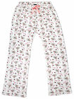 Womens Tweety Pie Chick Cotton Lounge Pants Long Pyjama Bottoms Sizes 10 to 16
