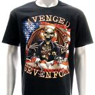 Sz S M L XL XXL 2XL Avenged Sevenfold A7X T-shirt  Black Many Size Av93
