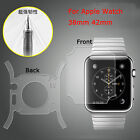 Full Body Screen Protector Back Front All Side Skin For Apple iWatch 38mm 42mm