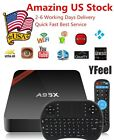 NEXBOX S905X A95X Smart TV Box Android Quad Core Kodi XBMC 4K WIFI+Keyboard