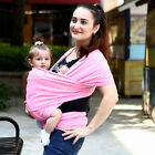 Carriers Slings Backpacks - Mothers Gift Adjustable Baby Wrap Rope Infant Newborn Cotton Baby Carrier Sling