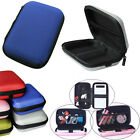 Portable Large Hard Storage Case Headset Bag for Earphone Headphone SD TF Cards