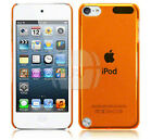 Clear Color Snap-on Hard Back Cover Case for iPod Touch 5 5G + Screen Protector