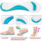 Great Gel Pads Arch Metatarsal Support Massage Non-Slip High-Heels Insoles