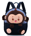 2016 Kids Boy Girls Animal Backpack Monkey School Bag Rucksack Children Backpack