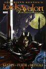 Lords of Avalon Sword of Darkness HC (2008 Marvel) #1A-1ST VF
