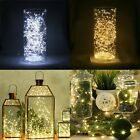 New Popular 20 LED Battery Power Operated Copper Wire Mini Fairy Light String