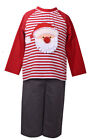 Bonnie Baby Matt' Scooter Christmas Holiday Boys Santa Outfit Set 12M 18M 24M