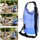 1xWaterproof Storage Dry Tote Bag for Hiking Swimming Sports Canoeing Camping S