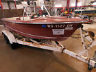 16' Correct Craft Mustang 165HP Ford Inboard w Trailer T1257997