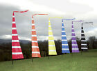 3m Streamer Banner Flag, ideal for festivals, camping, will fly on windsock pole