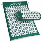 Hot Acupressure Massage Meditation Yoga Mat Pillow Relax Stress Pain Relief BE21