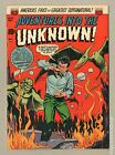 Adventures into the Unknown (1948 ACG) #43 VG/FN 5.0