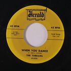 TURBANS: When You Dance / Let Me Show You 45 (repro) Vocal Groups